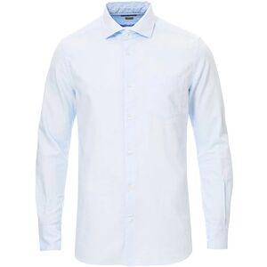 Glanshirt Slim Fit Pocket Oxford Shirt Light Blue