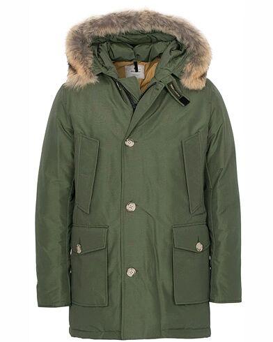 Woolrich Arctic Parka DF Green