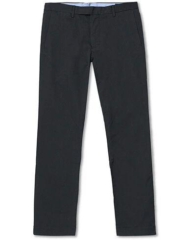 Polo Ralph Lauren Slim Fit Stretch Hudson Chino Black Mask