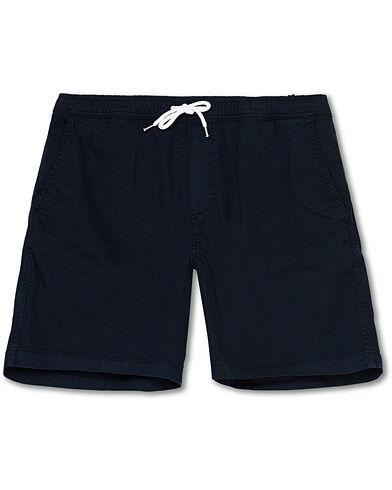 NN07 Gregor Drawstring Shorts Navy