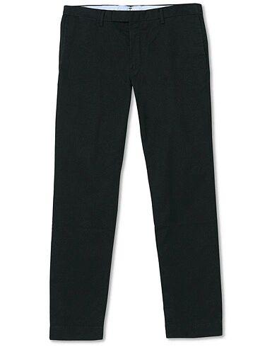 Polo Ralph Lauren Slim Fit Stretch Chinos Black