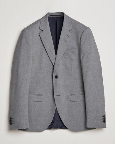 Tiger of Sweden Jamonte Wool Suit Blazer Grey