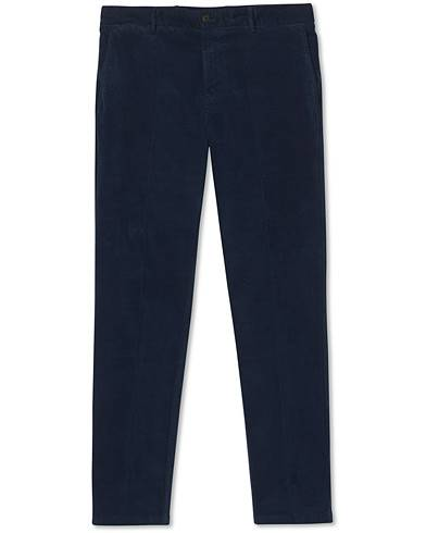 Tiger of Sweden Truman Corduroy Trousers Navy