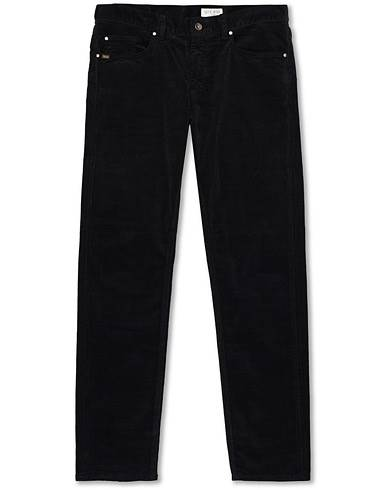 Tiger of Sweden Jeans Rex Corduroy Trousers Black