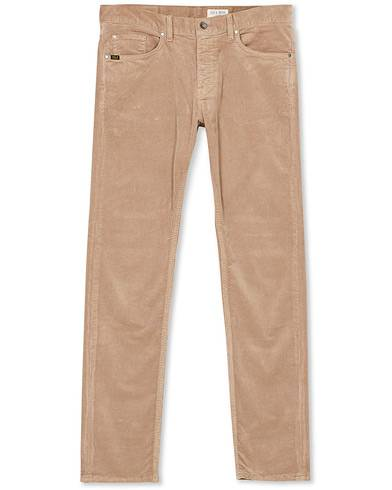 Tiger of Sweden Jeans Rex Corduroy Trousers Khaki