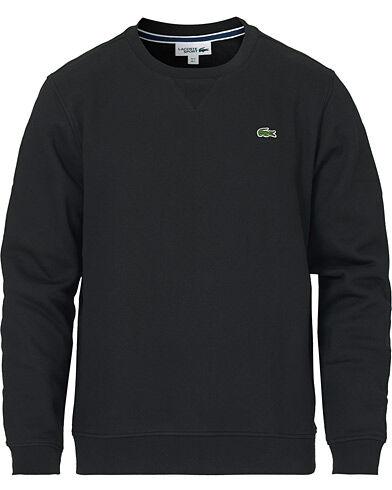 Lacoste Crew Neck Sweatshirt Black