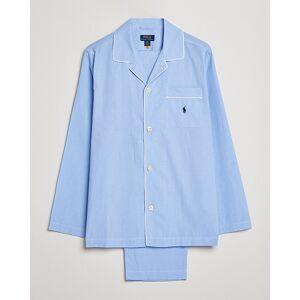 Polo Ralph Lauren Pyjama Set Mini Gingham Blue