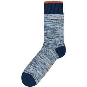 Nudie Jeans Rasmusson Multi Yarn Sock Blue