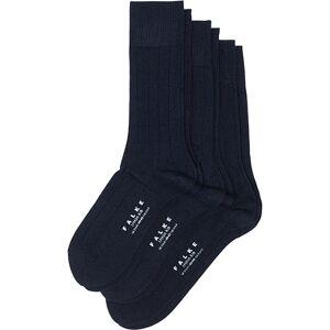 Falke 3-Pack Lhasa Cashmere Socks Dark Navy