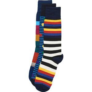Paul Smith 3-Pack Sock  Multi