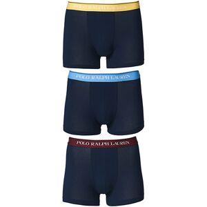 Polo Ralph Lauren 3-Pack Trunk Navy/Multi Waistband