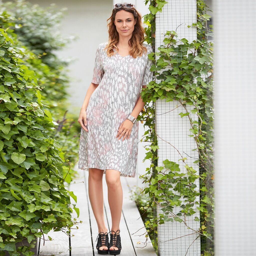 Cotonel-klänning (Stl: M, L, XL, XXL, )