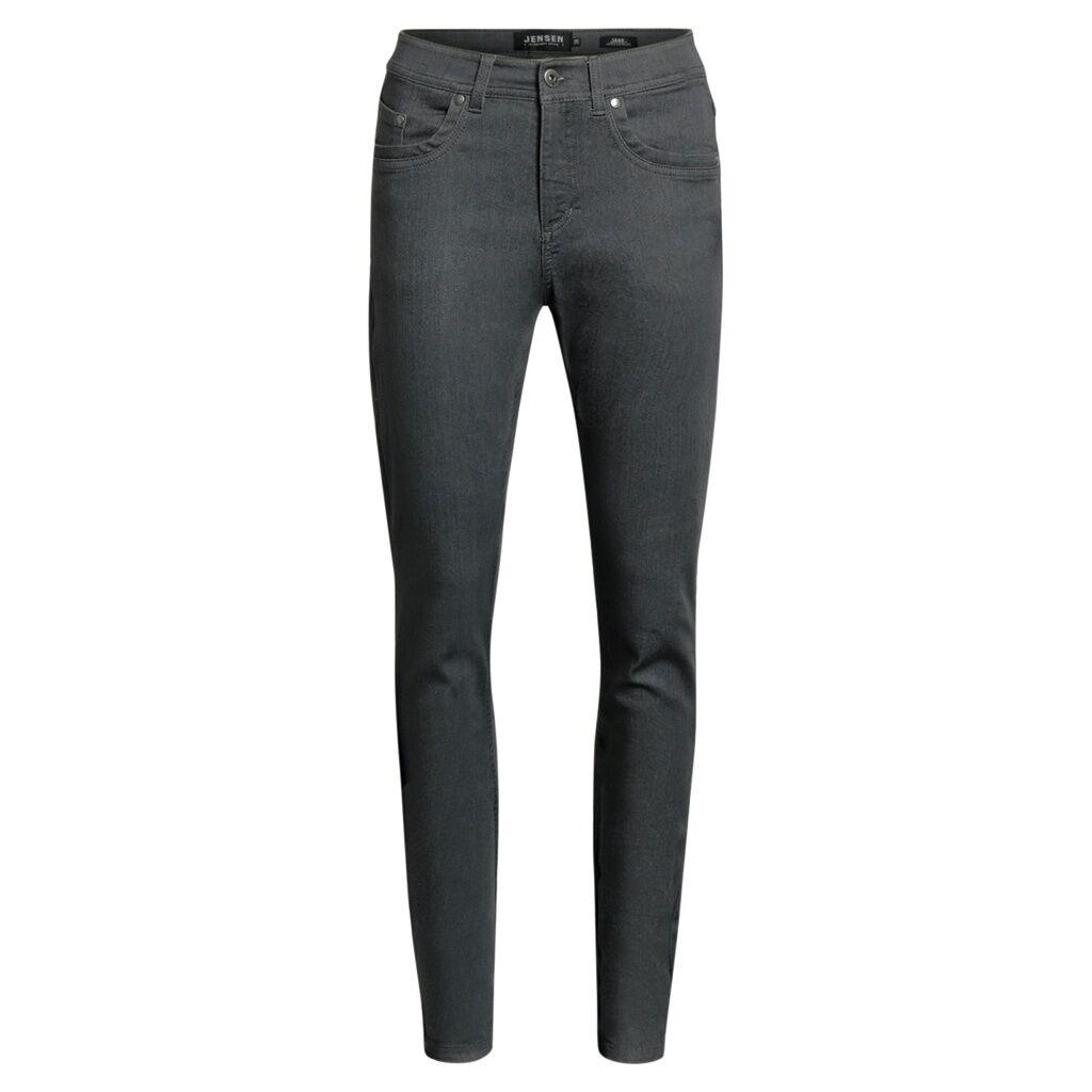 Jensen Fantastiskt välsittande byxa/jeans, grå. Mycket prisvärd! (Stl: 36, 38, 40, 46, 48, )