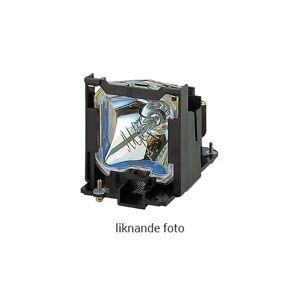 Hitachi Projektorlampa för Hitachi CP-HS980, CP-HS982, CP-HS982C, CP-HS985, CP-HX990, CP-HX992, CP-HX995, CP-RS55, CP-RS55W, CP-RS56, CP-RS56+, CP-RS57, CP-RX60, CP-RX60Z, CP-RX61, EDP-PJ32 - kompatibel modul (Ersätter: DT00701)