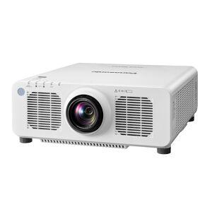 Panasonic PT-RZ120WE, vit (med objektiv)