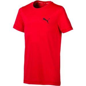 Puma Active T-Shirt, Red 140
