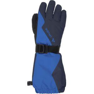 Vaude Kids Snow Cup Gloves Handske, Radiate Blue XL