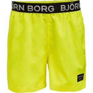 Björn Borg Keith Badbyxa, Safety Yellow, 170