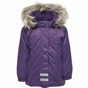 Lego Wear Jenna 630 Jacka, Dark Purple 80
