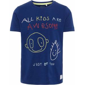 Name it T-Shirt, Blue Depths 86