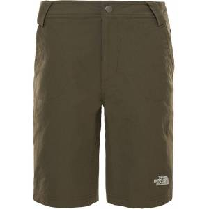 The North Face Exploration Shorts Barn, New Taupe Green XS