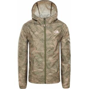 The North Face Reactor Vindjacka Barn, Dune Beige Supr Bloom S