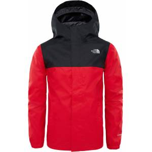 The North Face Resolve Reflective Jacka Barn, TNF Red S