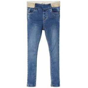 Name it Polly Leggings, Medium Blue Denim 104