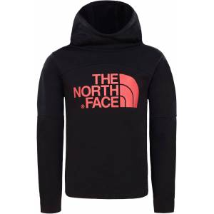 The North Face Drew Peak Hoodie Barn, Black S
