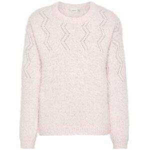 Name it Navilia Tröja, Barely Pink 122/128