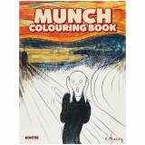 Books Munch Colouring Book