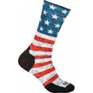 5.11 Tactical Sock and AWE Crew AF (Storlek: Small)