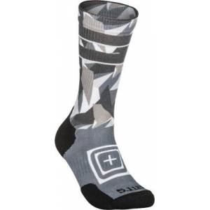 5.11 Tactical Sock and AWE Crew Dazzle (Storlek: Small)
