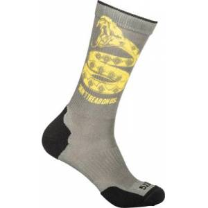5.11 Tactical Sock and AWE Crew Don't Tread (Storlek: Large)