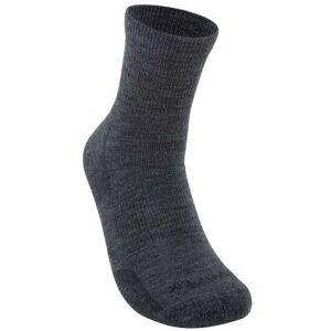 "Vertx VaporCore Merino 5"" Crew Socks (Färg: Smoke Grey, Storlek: XL)"
