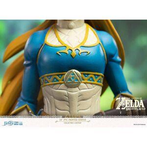 The Legend of Zelda Breath of the Wild PVC Statue Zelda Collector's Edition 25 cm