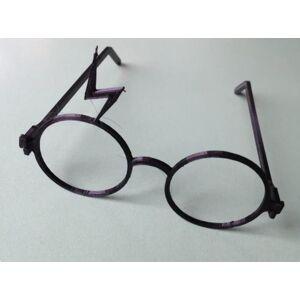Loppisfyndet Molds and Concret Färg:Vit) Harry potter glasögon (glas ingår ej)