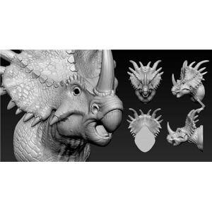 MakeIT Storlek: Standard,  Triceratops  Väldigt verklighetsbaserad  REK