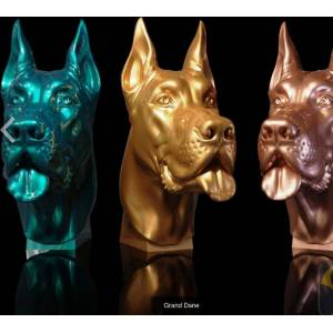 MakeIT Storlek: S, Grand Dane, Animal, Hund