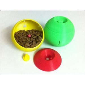 MakeIT Si): Rolig och lekfull hundgodisboll för din hund eller katt