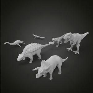MakeIT Dinosaurierpaket (välj inom tre färger)