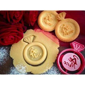 "MakeIT Be mine"" Cookie Cutter (Valentine's Day Collection)"