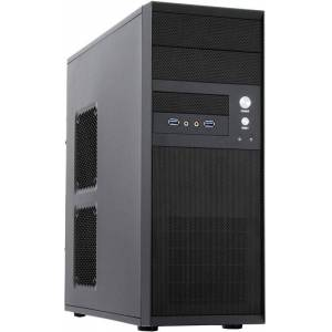 Chieftec Black with Mesh front panel, 2 x USB 3.0