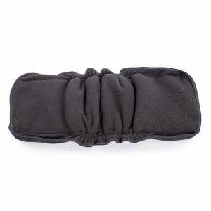 Unbranded 1 pcs/pack 5 layers bamboo fiber charcoal washable cloth diaper