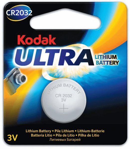 Batteri CR2032 Lithium