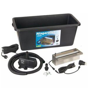 Ubbink Vattenfall Niagara Rostfritt stål LED 30cm inkl. pump