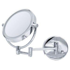 Ridder Sminkspegel Med Led Sadé Silver