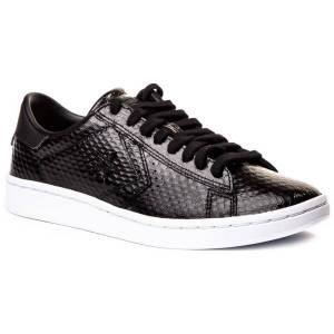 Converse Pro Leather 76 Snake Leather Svarta 37.5