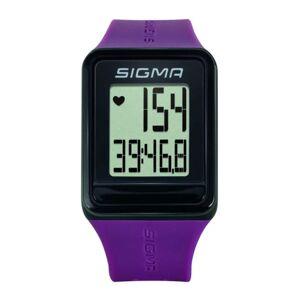 Sigma Pulsklocka Id.go Plommon 24510