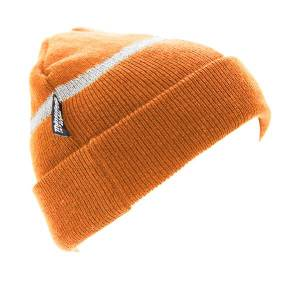 Unbranded Result unisex childrens wooly thermal ski/winter hat with reflec